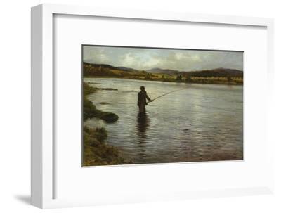 Salmon Fishing on the Dee