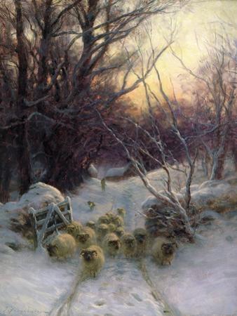 The Sun Had Closed the Winter Day, 1904