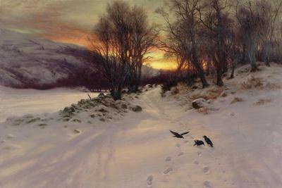 When the West with Evening Glows, 1901