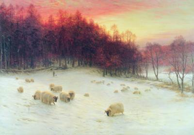 When the West with Evening Glows, Exh.1910