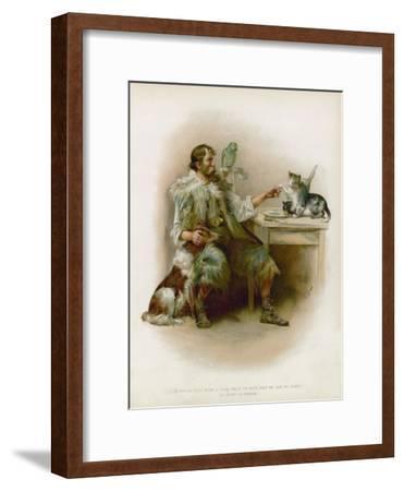 Illustration for Robinson Crusoe