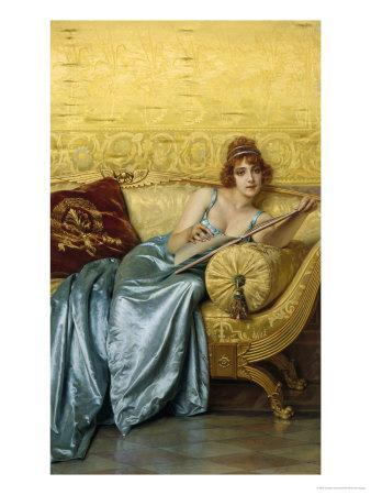 Lady of Leisure