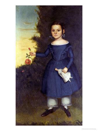Portrait of Miss Annis Griffen, 1846
