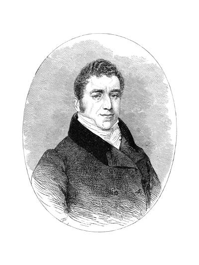Joseph Hume, (1777-185), 19th Century--Giclee Print