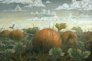 Pumpkin Patch by Joseph Jackino