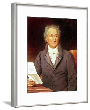 Johann Wolfgang Von Goethe (1749-1832) 1828