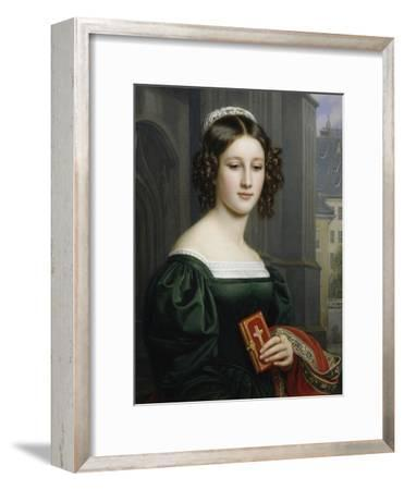 Portrait of Anna Hillmaier, 1829