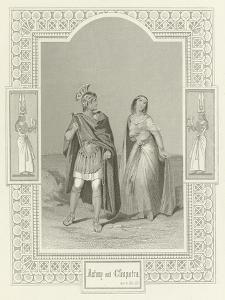 Antony and Cleopatra, Act IV, Scene X by Joseph Kenny Meadows
