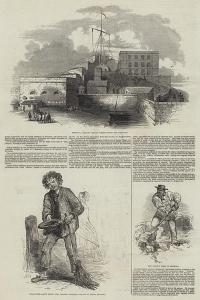 Bermuda, the Convict Establishment by Joseph Kenny Meadows