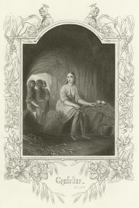 Cymbeline, Act III, Scene VI by Joseph Kenny Meadows