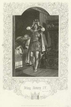 King Henry IV, Act IV, Scene IV