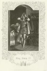 King Henry IV, Act IV, Scene IV by Joseph Kenny Meadows