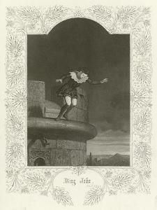 King John, Act IV, Scene III by Joseph Kenny Meadows