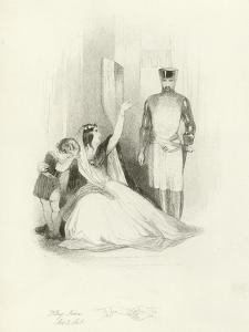 King John by Joseph Kenny Meadows
