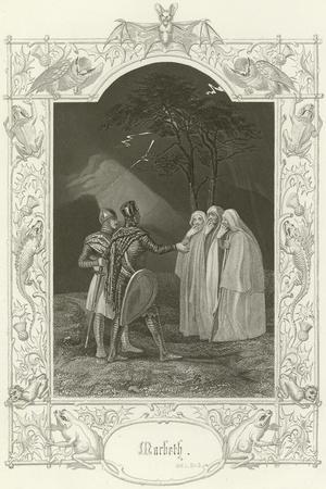 Macbeth, Act I, Scene III
