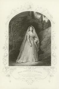 Miss Cooper as Helena, a Midsummer Night's Dream, Act II, Scene III by Joseph Kenny Meadows
