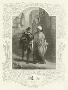 Othello, Act III, Scene III by Joseph Kenny Meadows