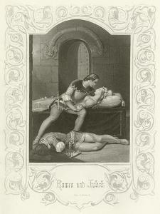 Romeo and Juliet, Act V, Scene III by Joseph Kenny Meadows