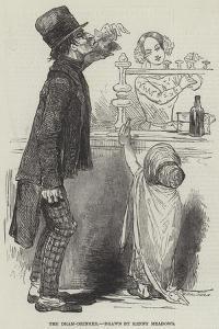 The Dram-Drinker by Joseph Kenny Meadows