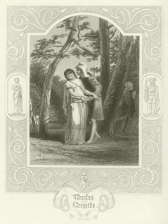 Troilus and Cressida, Act III, Scene II