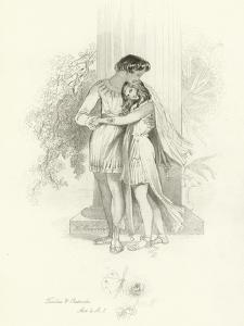 Troilus and Cressida by Joseph Kenny Meadows