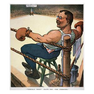President Nomination, 1904 by Joseph Keppler