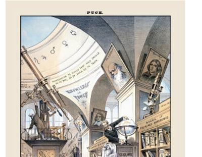 Puck Magazine: The Universal Church of the Future