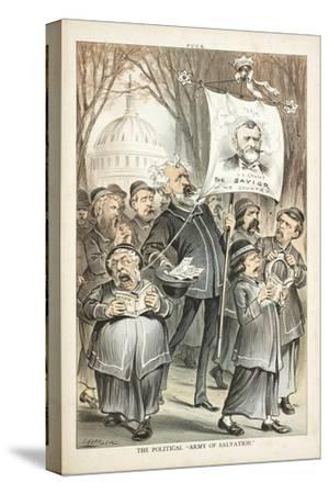 The Political 'Army of Salvation', 1880