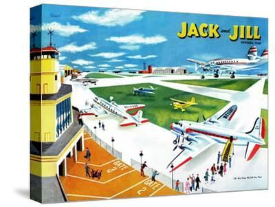 Airport - Jack and Jill, October 1950