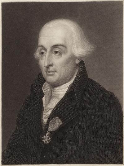 Joseph-Louis Lagrange--Giclee Print