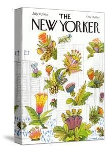 The New Yorker Cover - July 17, 1978 by Joseph Low