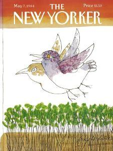 The New Yorker Cover - May 7, 1984 by Joseph Low