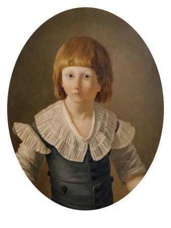 Portrait of Louis XVII