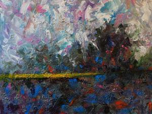 Golden Pond by Joseph Marshal Foster