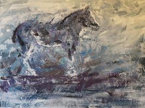 Horse II by Joseph Marshal Foster