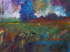 Landscape I by Joseph Marshal Foster