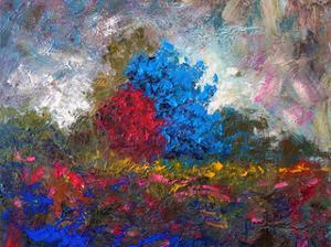 Landscape II by Joseph Marshal Foster