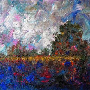 Landscape III by Joseph Marshal Foster
