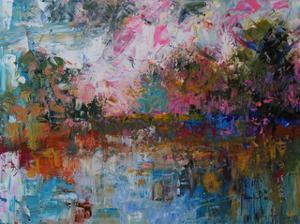 Landscape IV by Joseph Marshal Foster