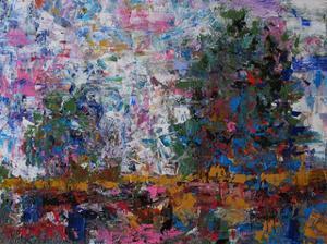 Landscape V by Joseph Marshal Foster