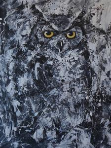 Owl II by Joseph Marshal Foster