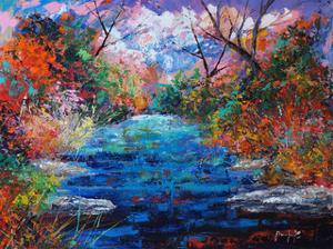 Pond by Joseph Marshal Foster