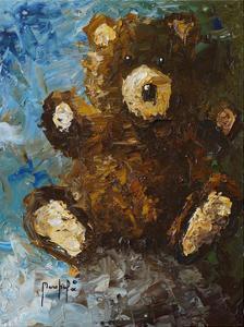 Teddy Bear by Joseph Marshal Foster