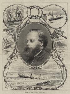 Samuel Plimsoll, Esquire by Joseph Nash