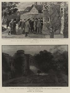 Scenes in Hawarden by Joseph Nash
