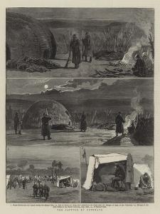 The Capture of Cetewayo by Joseph Nash
