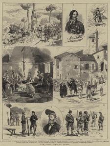The Civil War in Spain by Joseph Nash