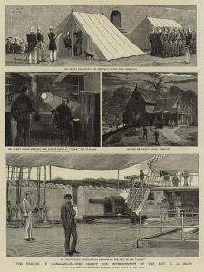 The French in Madagascar, the Arrest and Imprisonment of the Reverend G a Shaw by Joseph Nash