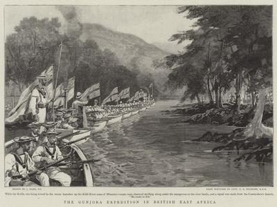 The Gunjora Expedition in British East Africa