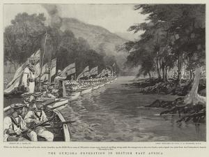 The Gunjora Expedition in British East Africa by Joseph Nash